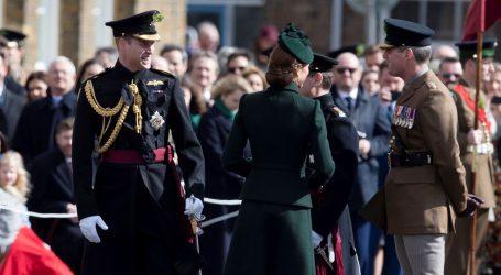 Princ William i Kate Middleton pridružili se proslavi Dana sv. Patricka