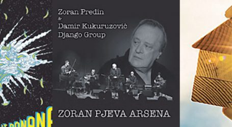 GLAZBENE RECENZIJE Banana zvuk, Zoran Predin & Damir Kukuruzović, Vedran Zec