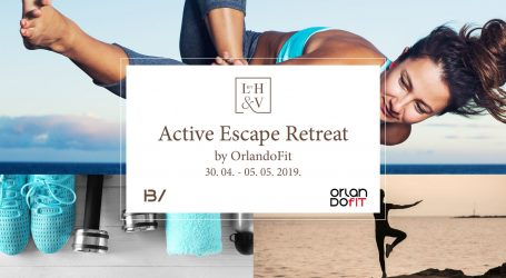 Active Escape Retreat u čarobnom okružju otoka Lošinja