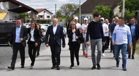 Savjetnik premijera i saborski zastupnici podržali akciju čišćenja Save u Rugvici