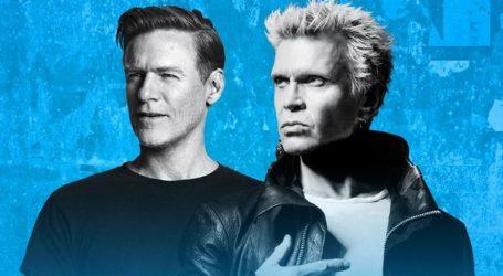 Bryan Adams i Billy Idol kreću na zajedničku ljetnu turneju