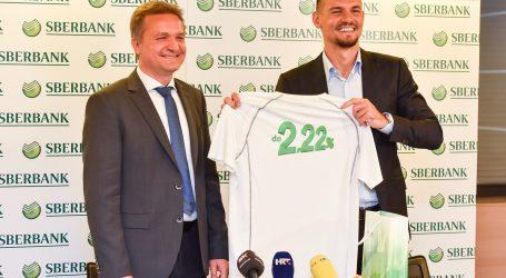 Dejan Lovren novi ambasador Sberbanke