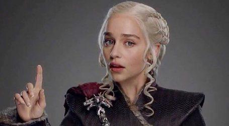 VIDEO: Emilia Clarke proslavila rođendan