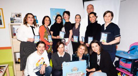 Pedijatrijski odjeli u svim hrvatskim bolnicama u projektu 'Film u bolnici'