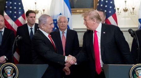 Izrael će novi grad na Golanskoj visoravni nazvati po Trumpu