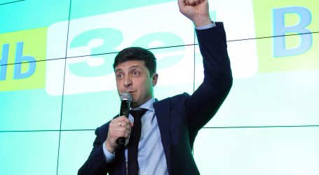 Zelenskij otvoren za pregovore s Moskovom o istočnoj Ukrajini