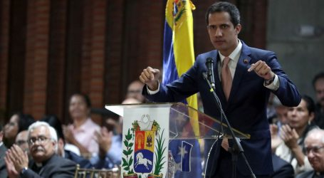 Guaido kaže da ima podršku vojske za svrgavanje Madura