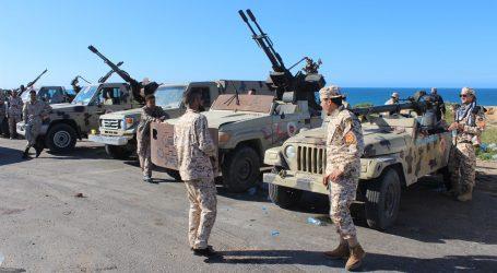 Sabotiran dotok vode Tripoliju