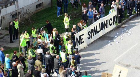 KONJŠČINA Prosvjed protiv izgradnje toplane i energane