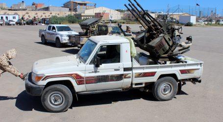 Libijska prijestolnica bombardirana tijekom noći