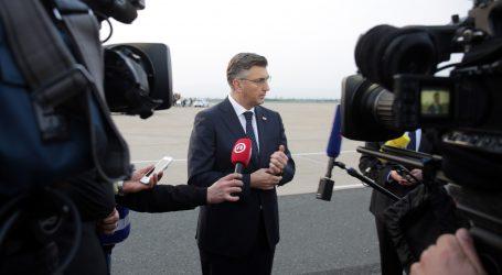 PLENKOVIĆ 'Petir bi se ulaskom u HDZ kvalificirala za raspravu o mogućem mjestu na listi'