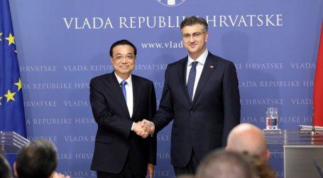 """""""Hrvatska i Kina jačaju međusobnu trgovinu i ulaganja"""""""