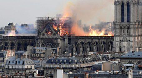 Notre Dame u plamenu: Pet činjenica o katedrali
