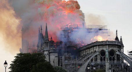 "SKANDALOZNO Član SNSD-a o Notre Dameu: ""Neka izgori"""