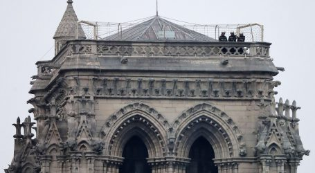 """VUČAK """"Obnova Notre Damea će trajati desetljećima"""""""