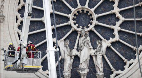 Započela istraga o uzrocima požara u Notre Dameu