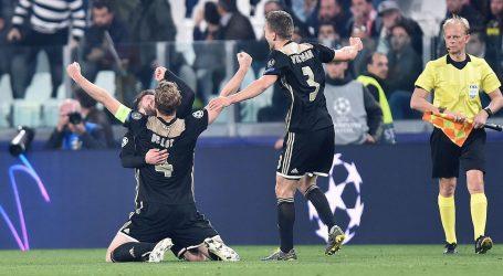 Sudar Tottenhama i Ajaxa, senzacija Lige prvaka