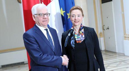 """POLJSKI MINISTAR """"Varšava podržava ulazak Hrvatske u Schengen"""""""