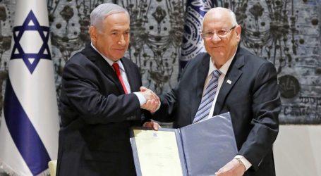 Netanyahu dobio mandat za sastavljanje vlade