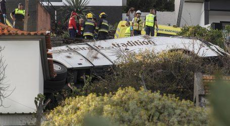 Turistički autobus sletio s ceste na Madeiri, najmanje 28 mrtvih