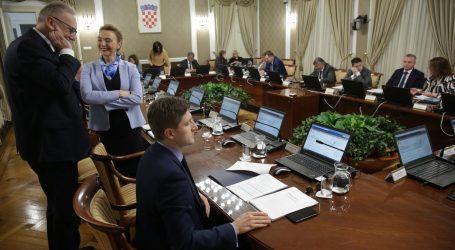 Vlada donijela Nacionalni program reformi