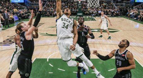 NBA Milwaukee u drugom krugu nakon 18 godina