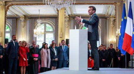 Macron nastavlja s reformama