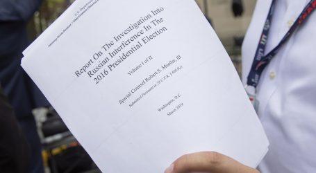 Muellerovo izvješće u obliku knjige na vrhu liste bestselera