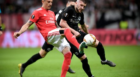 EUROPSKA LIGA Asistencija Rebića, Eintracht u polufinalu