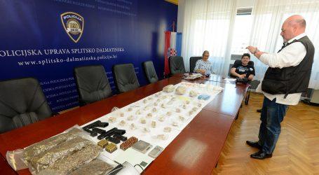 SPLIT Uhićen narko boss s više od 4,5 kilograma heroina