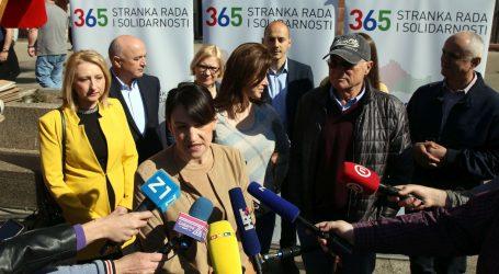 Predstavnici Bandićeve stranke družili se sa Zagrepčanima i dijelili pisanice