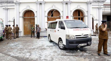 Najmanje 207 poginulih na Šri Lanki, uhićeno sedam osoba