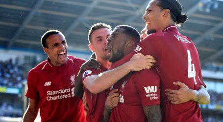 Liverpool opet na vrhu, poraz Arsenala na Emiratesu