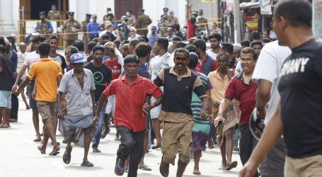 Glavni policijski inspektor u Šri Lanki odbija odstupiti unatoč zahtjevu predsjednika