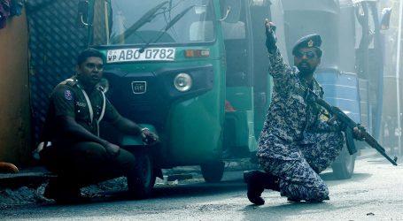 Šri Lankom odjekuju nove eksplozije, u tijeku racije