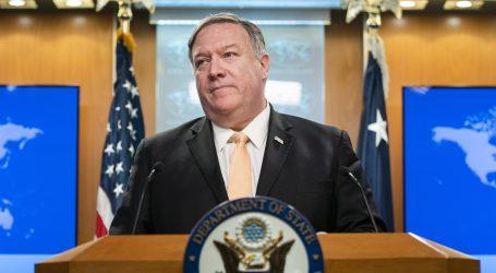 Sjedinjene Države žele u potpunosti zaustaviti iranski izvoz nafte