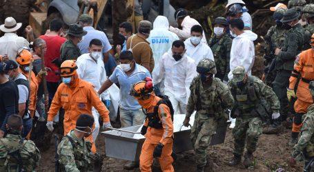 Broj poginulih u odronu u Kolumbiji porastao na 28