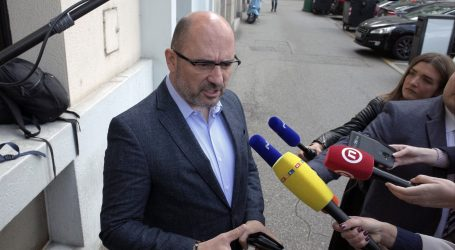 """BRKIĆ O ODLASKU IZ HDZ-A """"Nikada!"""""""