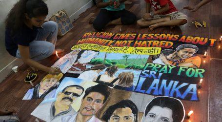 Šrilankanski premijer upozorio da su teroristi još uvijek na slobodi