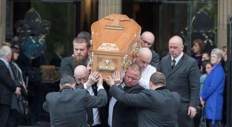 Irski i britanski čelnici na ispraćaju ubijene novinarke Lyre McKee
