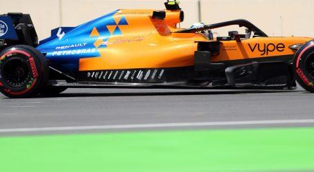 F1 Prvi trening u Bakuu prekinut zbog naleta na šaht