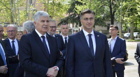 Plenković u Mostaru pozvao na izmjenu Izbornog zakona u BiH