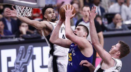 NBA Denver pobijedio San Antonio u odlučujućoj utakmici