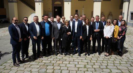 HDZ-ovi kandidati za EU parlament u Čakovcu poručili da su EU izbori i lokalni