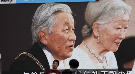 Abdicirao japanski car Akihito