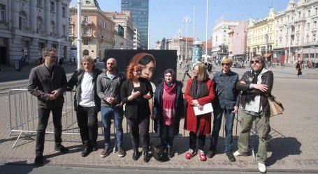 Na četiri zagrebačka trga postavljena izložba 'Oni/They'
