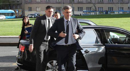 """PLENKOVIĆ """"Sanaderovo privođenje nema veze s predsjedanjem EU"""""""