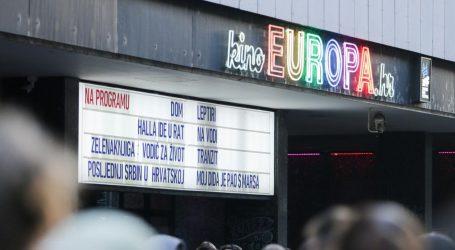 """Danas novi prosvjed """"Ne damo Kino Europa"""""""