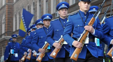 BiH u 2018. godini uvezla 246 tona oružja i streljiva