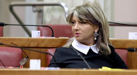 """HORVAT """"Međimurski HDZ kandidira Sunčanu Glavak za EU izbore"""""""